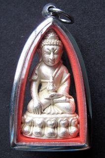 Thai Amulet Jumbo Phra Kring Medicine Buddha Wat Suthat Pendant