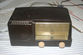 Antique Tube Radios Bakelite Radio Works