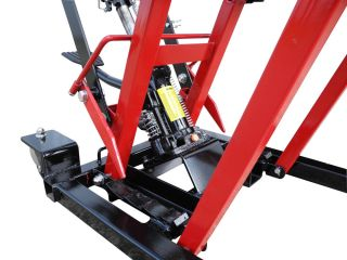 New Redline Harley RL150 Motorcycle Jack Scissor ATV Four 4 Wheeler Lift Stand