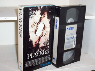 Players 1979 VHS Ali MacGraw