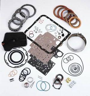 TCI Auto Automatic Transmission Rebuild Kit Pro Super Ford Aode Kit 438950