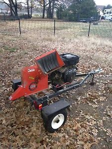 Dr Wood Chipper 16 HP Electric Start
