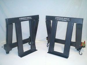 Appliance Dolly Dual Dolly Moves Gun Safes Vending Machines and Much More