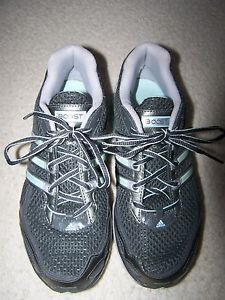 Adidas Boost Running Cross Training Tennis Shoes Women Size 8 5 M