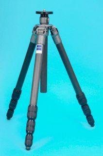 Gitzo G1228 MK2 Reporter Carbon Fiber Tripod Legs Clean 422 Free USA Shipping