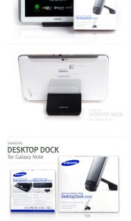 Genuine Samsung Desktop Charger Cradle Dock for Galaxy Note 10 1 Tab 30pin