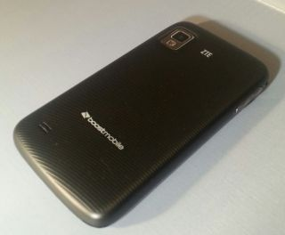 ZTE Warp N860 Boost Mobile Android Touchscreen Smartphone Clean ESN Working Very