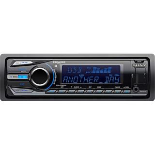 Sony CDX GT660UP CD/Aux/USB/Pandora/SXM In Dash Car Audio Stereo Player Receiver