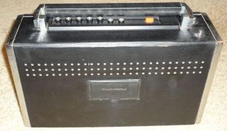 Vintage Sanyo RP 8550 Shortwave Radio 6 Band Transistor