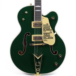 Gretsch G6136I Bono Irish Falcon Soul Green with Cadilac Tailpiece