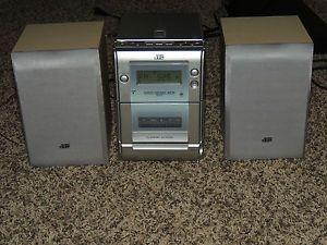 JVC Mini Shelf Stereo System