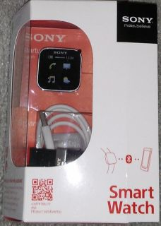 Sony Smartwatch mn2 Wrist Watch for Android Smart Phones