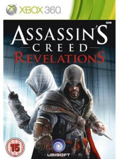 Assassins Creed Revelations Xbox 360 New