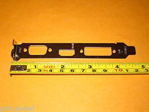 ATI NVIDIA Desktop HD Video Graphics VGA Card Full Height Expansion Slot Bracket