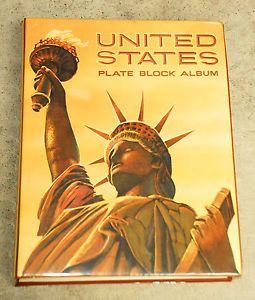 United States Liberty Stamp Album