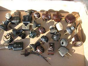 vintage electrical plugs