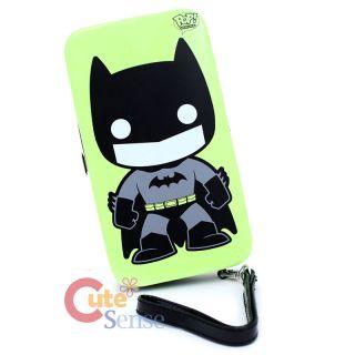 Pop Heroes Funko Batman Neon Universal Fit Phone Case Hinge Wallet
