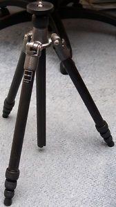 Gitzo G1158T Traveler Carbon Fiber Tripod Ultra Light Compact Extends to 5 Feet