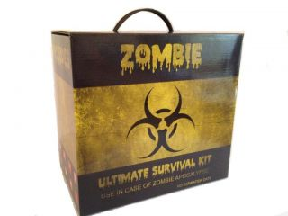 The Ultimate Zombie Survival Kit Full Bug Out Preparedness Gear World War Z Sale