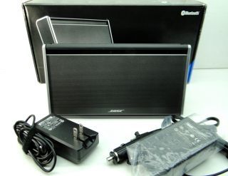 Bose Soundlink Wireless Mobile Speaker Model 404600 Bluetooth 4