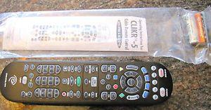 Time Warner Cable Box Clikr 5 UR5U 8780L Universal Remote New