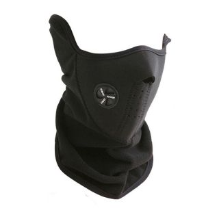 New Black Ski Snowboard Motorcycle Bicycle Winter Face Mask Neck Warmer Warm