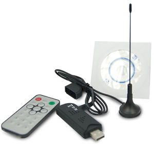 Remote EPG Playback DVB TV HDTV Video Radio Tuner Card PC USB Stick Dongle