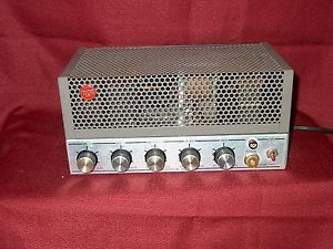 Vtg RCA Amp 25 Watts Amplifier Sagf 022A No Tube Solid State