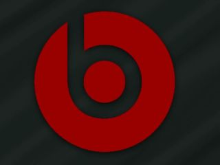 Beats by Dr Dre Logo Decal Sticker