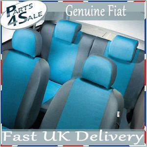 Fiat Official Genuine Panda Car Seat Covers P N 50901251
