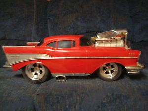57 Chevy Hot Rod 1 8 Scale Muscle Machines Remote Control RC Car
