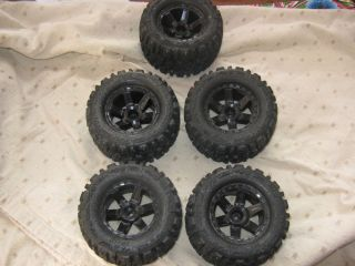 Proline Trencher 1170 12 Tire Wheel Stampede 4x4 RC Monster Truck Traxxas Car