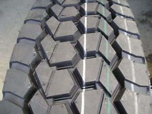 Double Coin RLB490 225 70R19 5 Mud Snow Truck Tires 12 Ply 22570195