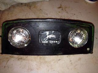 John Deere Headlight Assembly 110 112 120 140