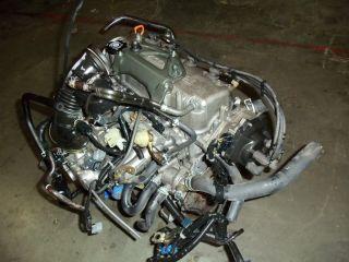 Honda Civic JDM D15B SOHC Non vtec Engine OBD2 Motor 96 00 1 5 Liter Japanese