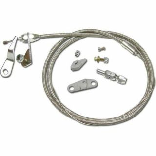 Ford C 6 Kick Down Cable Kit C6 Automatic Transmission Kickdown Carburetor Kit