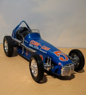 Indy Dirt Champ Race Car GMP 1 18 Econo Car USAC