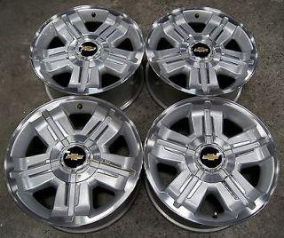 "Chevy Silverado Suburban Tahoe Avalanche Z71 18"" Factory Wheels Rims 5300"