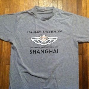 Harley Davidson T Shirts XXL