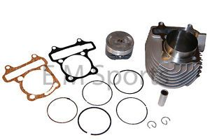 Gas GY6 Scooter Moped Bike Engine Motor Big Bore Kit 125 150cc to 180cc Parts