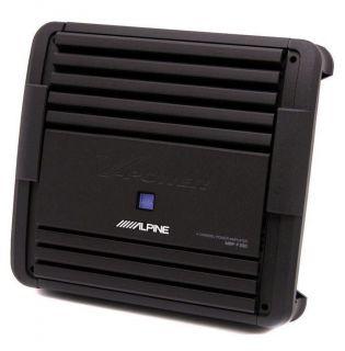 Alpine MRP F300 300 Watt RMS 4 Channel Amplifier Car Stereo Amp MRPF300 4958043510771