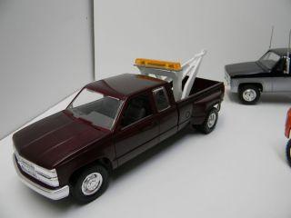 Resin Amber Light Bar for Tow Trucks Wrecker Trucks Kaptin Hook