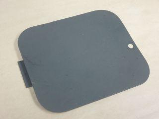 M29 M29C Weasel Cover Inspection Plate Transmission Floor Pan Studebaker WW2