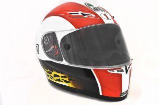 Details about AGV GP Tech Marco Simoncelli Helmet MED