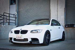 """20"""" BMW E90 M3 Sedan Rohana RC10 Deep Concave Silver Staggered Wheels Rims"""
