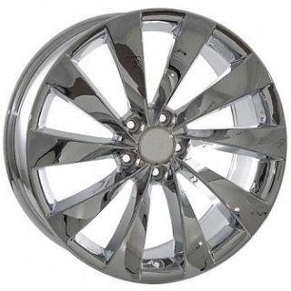 18 inch Chrome Audi Wheels Rims