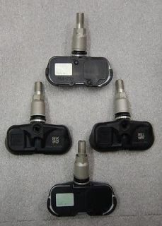 Toyota Lexus Scion Factory TPMS Tire Monitor Sensors PAXPMV107J