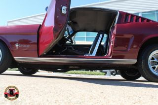 1965 Ford Mustang Fastback 2 2 289 4 Speed
