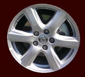 2007 Toyota Camry Alloy Wheels