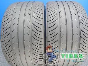 2 Kumho Ecsta SPT 285 35 19 Used Tires Free Mount BAL BMW M5 28535ZR19 2853519